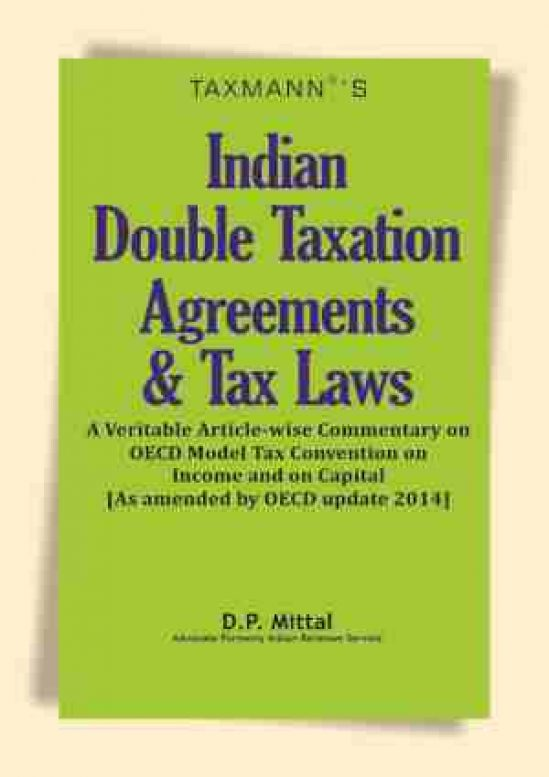 Indian Double Taxation Agreements & Tax Laws 1
