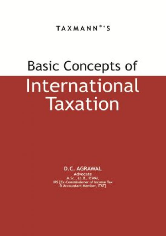 Basic Concepts of International Taxation 1