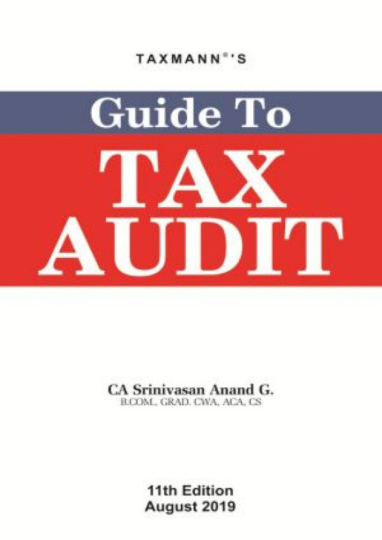 Guide to Tax Audit 1