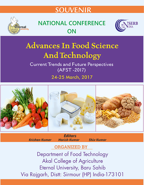 National Conference on Advances in Food Science and Technology