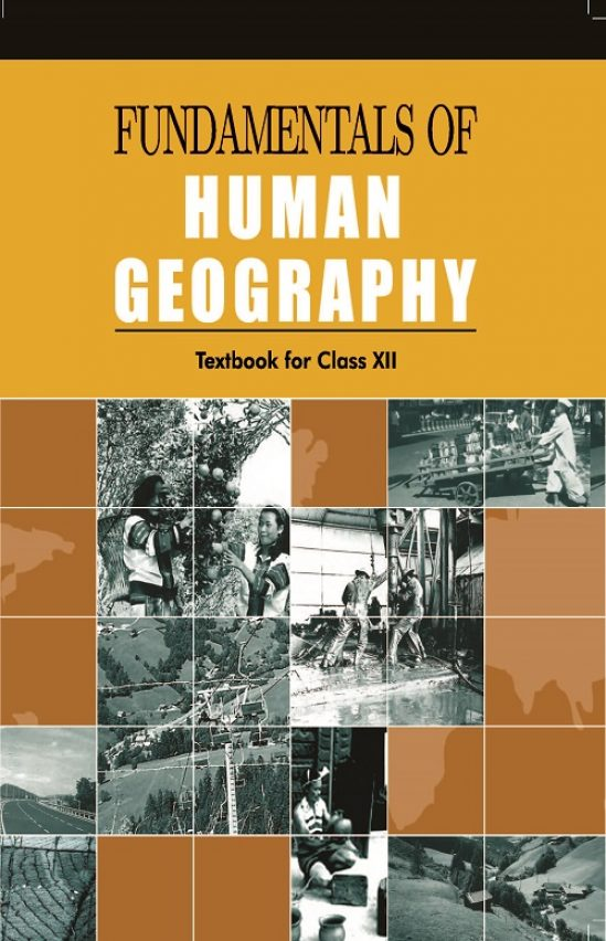 Fundamentals of Human Geography XII 1
