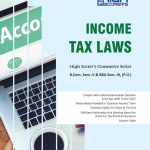 High Scorer's Income tax law for B.Com semester-V and B.B.A semester-III Panjab University for December 2020 examination. by Ca Gurtej Sahni (Mohindra publishing house)