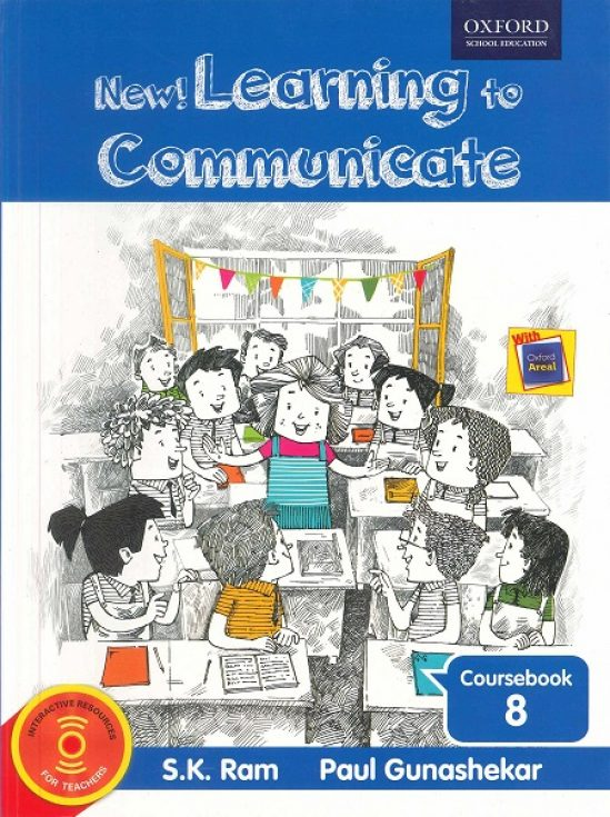 New learning to communicate -8 (Course Book) 1